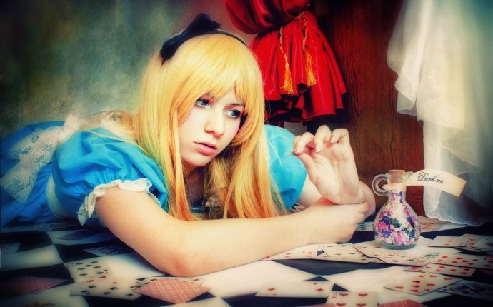 Алиса в стране Чудес в дневнике ТЕНИ И ЛУЧИ