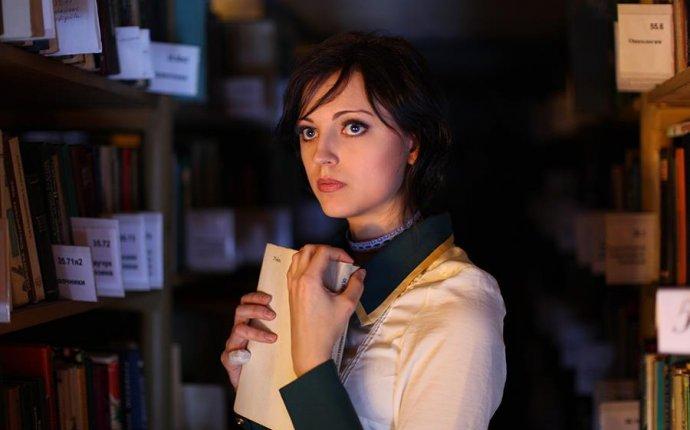 BioShock Infinite: Новый косплей Анны Молевой по Bioshock Infinite