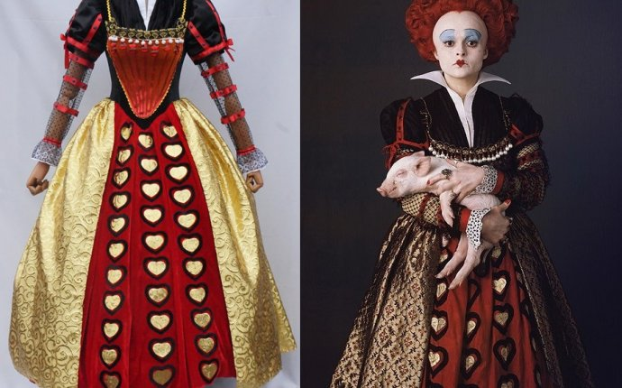 Дешёвые Красная Королева Косплей и схожие товары на AliExpress