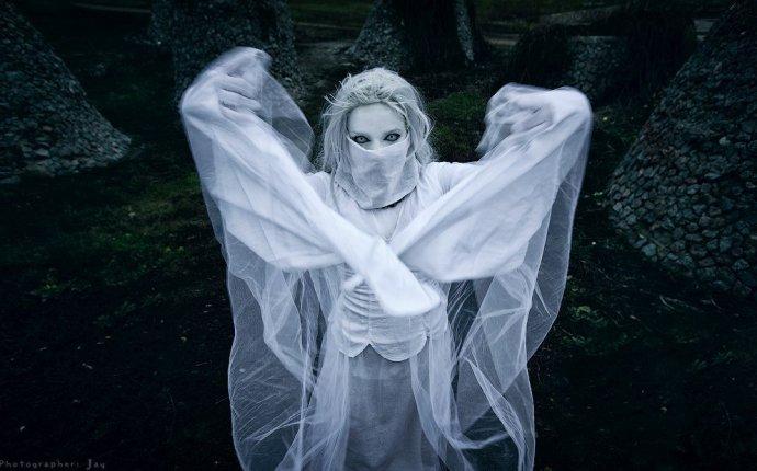 Disciples - Библиотеки Невендаара | Галерея - Косплей призрака