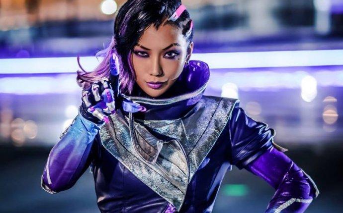 Косплей дня: Сомбра из Overwatch | Канобу