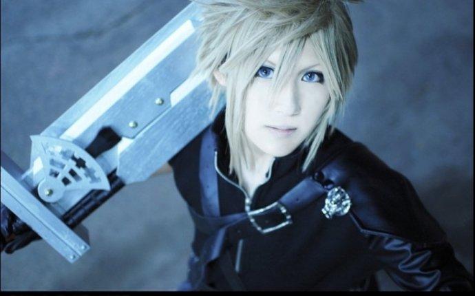 Косплей Final Fantasy » Аниме приколы на Аниме-тян