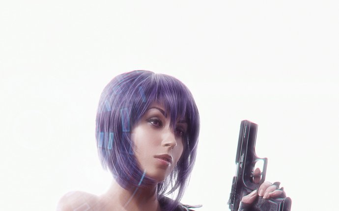 Косплей Ghost in the shell