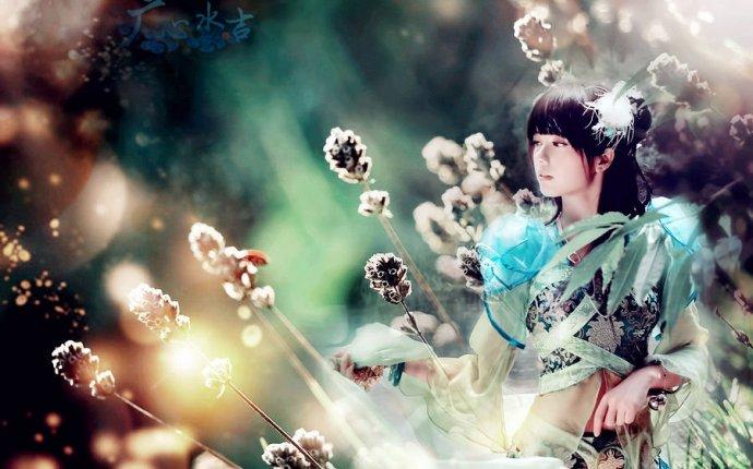 Косплей: Legend of Chusen - китаяночка, - Animemaga