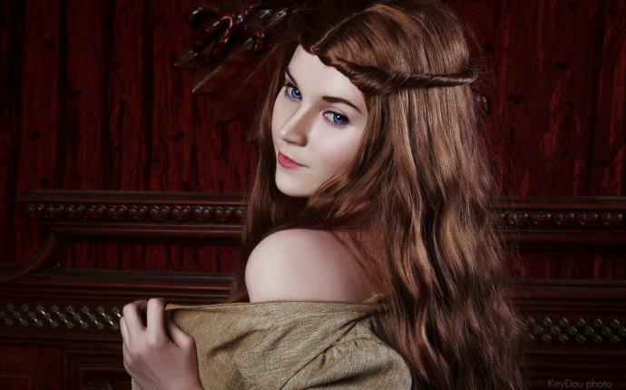 Косплей на Маргери Тирелл » Мир фантастики и фэнтези