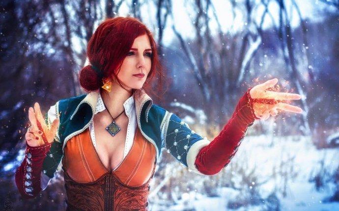 Красивый косплей Трисс Меригольд - Блоги - блоги геймеров, игровые