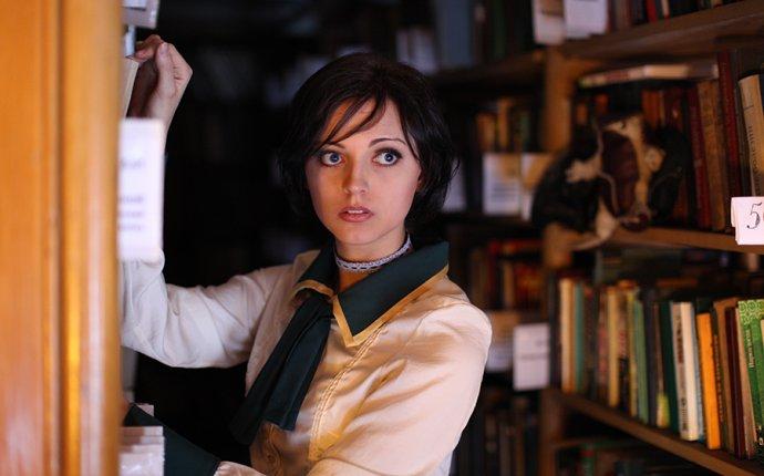 News GoHa.Ru: BioShock: Infinite - Новый косплей от Анны Молевой