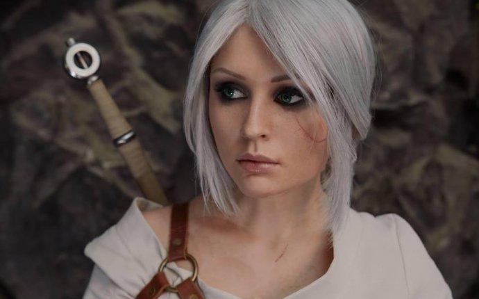 Потрясающий косплей Цири из The Witcher 3 - Блоги - блоги геймеров