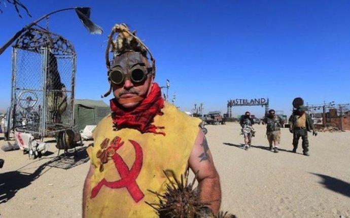 В США прошёл масштабный постапокалиптический фестиваль